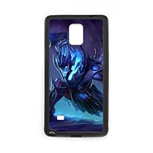 Samsung Galaxy Note 4 Cell Phone Case Black League of Legends Soul Reaver Draven Xhpax