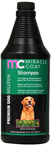 Miracle Coat Premium Dog Shampoo 32 oz.