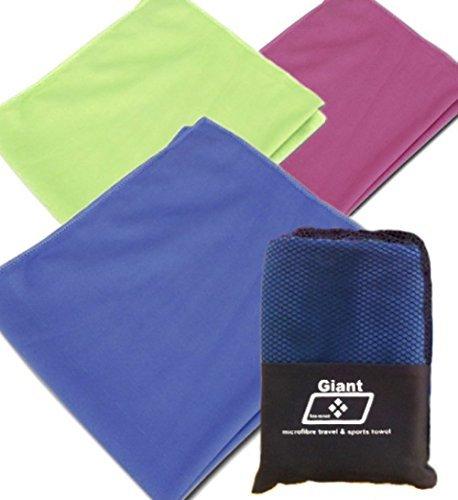 Towel Microfibre Trek (fine-toned XL 60