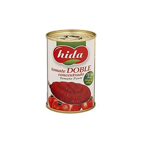 Hida Tomate Doble Concentrado – 170g x 6 Latas – Total: 1020 g