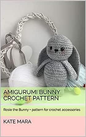 Amigurumi Bunny Free Crochet Patterns (With images) | Virkatut ... | 445x279