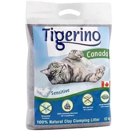 Paquete doble Tigerino Canada Arena para gatos - Sin perfume 2 x ...