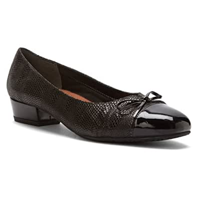 ROS HOMMERSON Womens 74019 74019 Black Size: 6.5