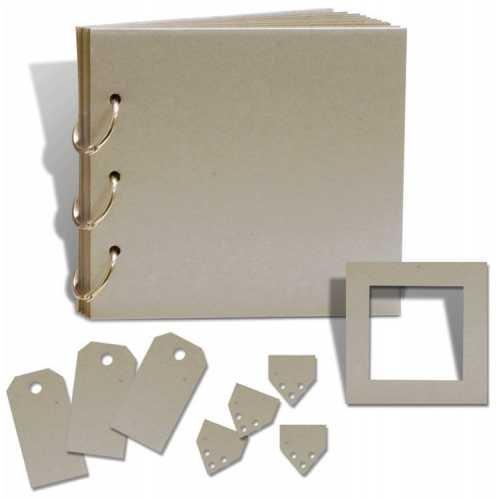 7gypsies 10047 Ring Album Kit 6x6