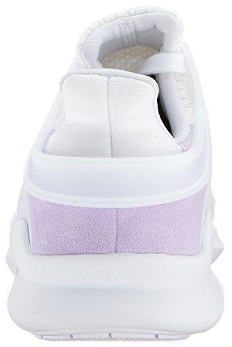 Adidas Originals Kvinders Eqt Støtte Adv M Hvid / Hvid / Lilla Skær IoA3On5