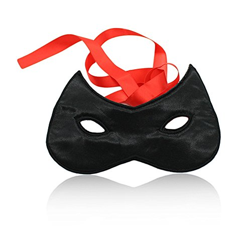 Black (Bondage Cat Mask)