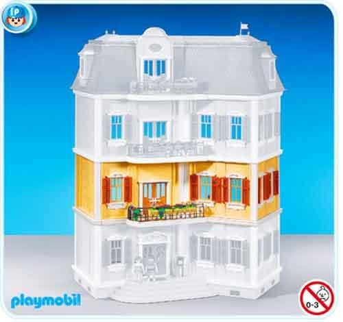 PLAYMOBIL 7483 - Etagenergänzung für Mein Großes Puppenhaus
