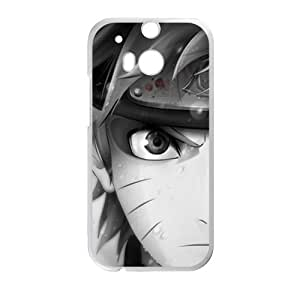Naruto handsome boy Cell Phone Case for HTC One M8