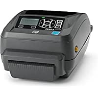 Zebra Technologies - ZD50043-T012R1FZ - Zebra ZD500R Thermal Transfer Printer - RFID Label Print - 300 dpi - Fast Ethernet - USB - LCD