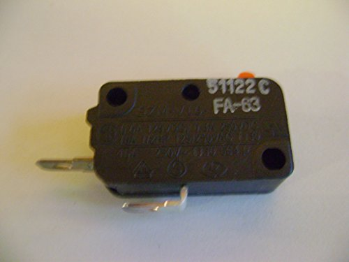 Ge Microwave Door Switch - 7
