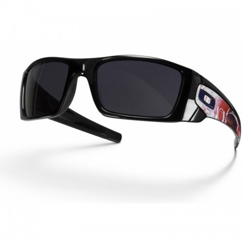 - Oakley London Fuel Cell Sunglasses Polished Black/Black Iridium, One Size