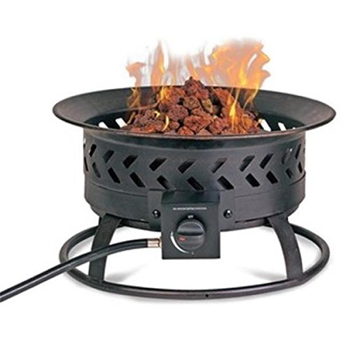 Endless Summer Steel Portable Propane Outdoor Fireplace - Outdoor Fireplaces Amazon.com