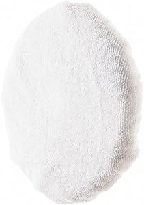 """8"""" Diam Terry Cloth Bonnet, 1-1/4"""" Pile"""