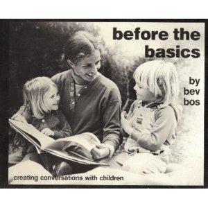 Before the Basics: Creating Conversations With Children