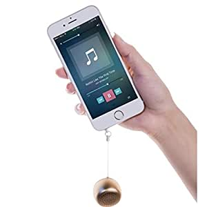 Bluetooth Speaker with Selfie shutter