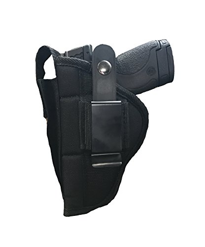 Nylon Belt or Clip on Gun Holster Fits DESERT EAGLE .357 MAG, .44 MAG, .50 AE Desert Eagle Pistol