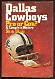img - for Dallas Cowboys, Pro or Con? book / textbook / text book
