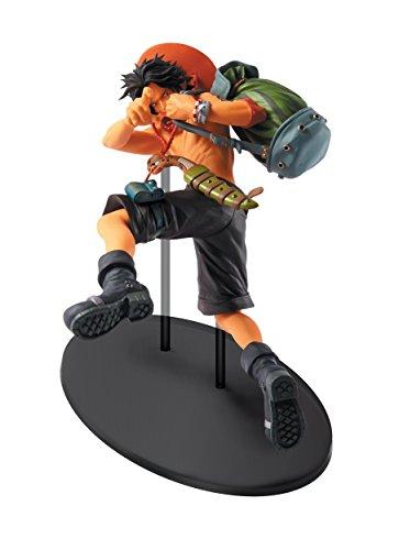 Banpresto One Piece 3.5-Inch Ace Figure, Big Zoukeio 4, Volume 7