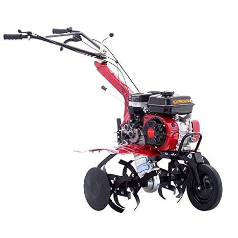 Motoazada/motocultor 196 cc - anchura de trabajo 75 cm - 6 ...