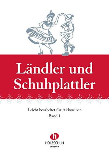 Laendler + Schuhplattler 1. Akkordeon