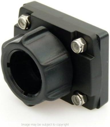 Ultimate Addons Adaptor 1inch Ball Socket to 2 Prong System fits ARKON Cases /& Cradles sku 11013