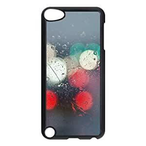 iPhone 5,5S Case,Colorful Neon Hard Shell Back Case for Black iPhone 5,5S Okaycosama309822