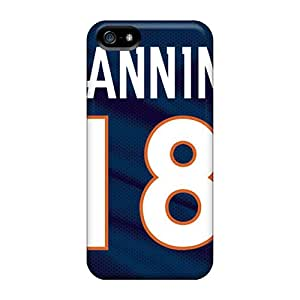Hot Design Premium Hef908DArf Tpu Case Cover Iphone 5/5s Protection Case(denver Broncos)