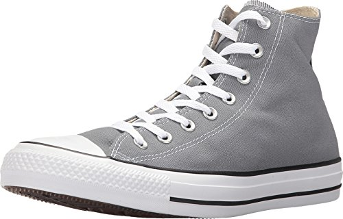 Converse Chuck Taylor All Star Seasonal High Top Fashion Shoe Cool Grey Men's Size 11.5