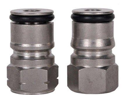 Pin Lock to Ball Lock Conversion Kit, Firestone Post
