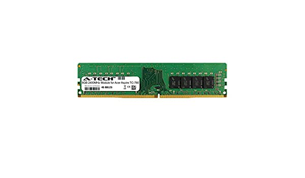 ATMS267091A25822X1 A-Tech 16GB Module for Acer Aspire TC-780 Desktop /& Workstation Motherboard Compatible DDR4 2400Mhz Memory Ram