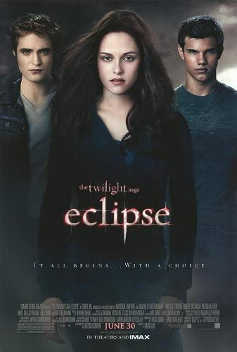 Image result for eclipse movie poster