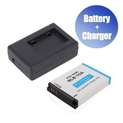 Battpit™ Battpit™ New Digital Camera Battery + Charger Replacement for Samsung WB1100F (1050 mAh) (Ship from Canada) Battpit™ 69605362740811