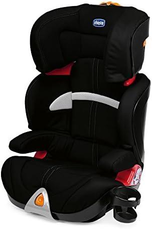 Chicco Oasys 2-3 - Silla de coche, grupo 2/3, color negro: Amazon.es: Bebé