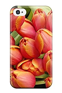 8903293K43578342 New Arrival Flower Case Cover/ Tuoch5 ipod Case