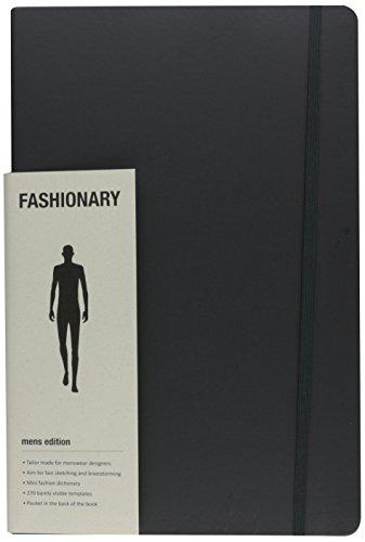 Fashionary A4 Mens Edition