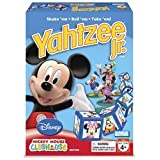 Yahtzee Jr. Mickey Mouse Clubhouse
