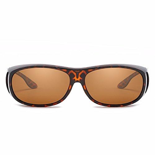 de de Ojos B Mujer Sol Sol Gafas polarizadas Personalidad de B Hombre Intellectuality Gafas Retro aHqCFw