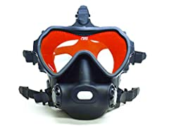 With the Spectrum Full Face Mask, Ocean Technology Systems created the best Full Face Mask on the market that allows divers to user their own regulators and eliminating the heavy cost associated with standard FFMs, without sacrificing luxury....
