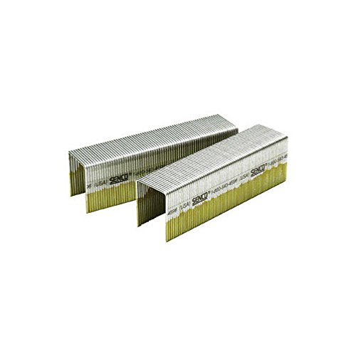 1 Inch 16 Gauge - Senco P13BAB 16 Gauge by 1-inch Crown by 1-inch Length Electro Galvanized Staples (10,000 per box)