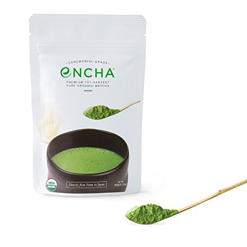 Encha Organic Ceremonial grade premium harvest product image