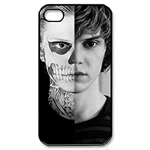 Fancy American Horror Story Lightweight Printed Hard Plastic case Snap-on cover for iPhone 5s- Black 022701