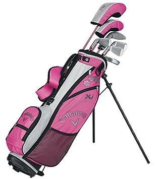 Callaway Junior XJ Series Driver juego de palos de Golf con ...
