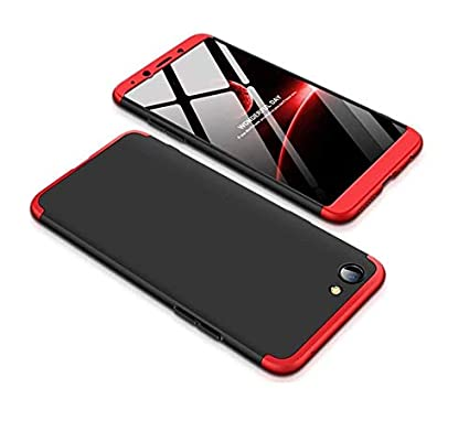 reputable site c1681 f7744 COVERNEW Back Cover for 3in1 GKK Luxary Case Vivo 1606 -Y53 GKK - Black Red