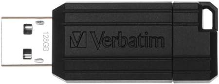 Verbatim Pinstripe Usb Stick 128gb I Usb 2 0 I Usb Computer Zubehör