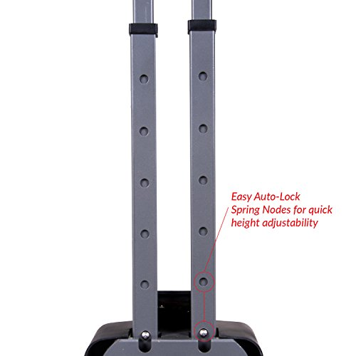 Body Champ Leisa Hart Cardio Vertical Stepper Climber / Includes Assembly Video, Meal Plan Guide, Workout Video access BCR890 by Body Champ (Image #9)