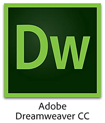 Adobe Dreamweaver CC | Prepaid 12 Month Subscription (Download)