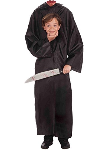 Boy Scary Costumes - Headless Boy Child Costume - One