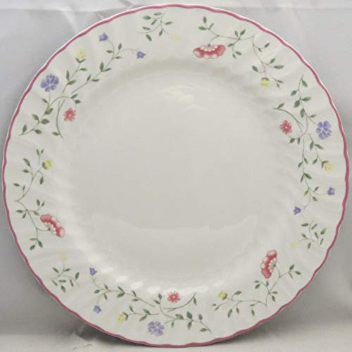 Johnson Brothers Summer Chintz (Made In England,earthenware) Dinner Plate