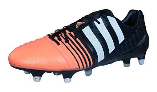既婚デモンストレーション救援adidas Nitrocharge 1.0 SG Mens Soccer Boots/Cleats [並行輸入品]