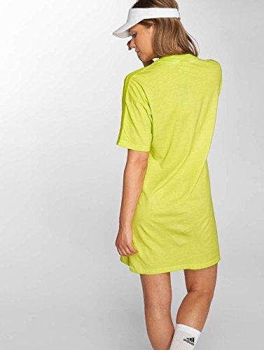 Femme Originals Jaune Robes Neon Long adidas Robe RxTw7RZ